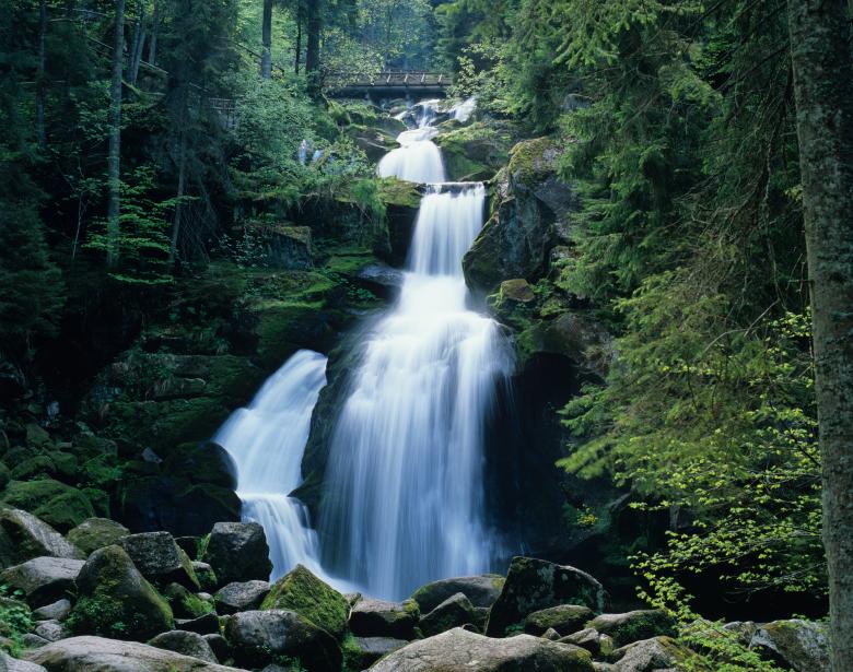 Triberg Wasserfall