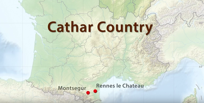 Rennes-le-Chateau and Montsegur